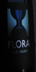 Flora Blue/Black