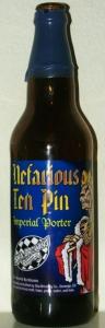 Nefarious Ten Pin Imperial Porter