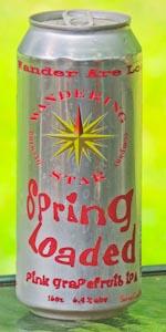 Spring Loaded Grapefruit IPA