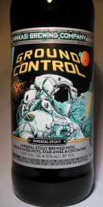 Ground Control Imperial Stout