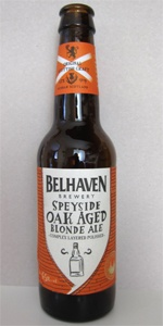 Speyside Oak Aged Blonde Ale