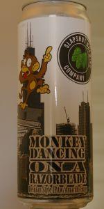 Monkey Dancing On A Razor Blade