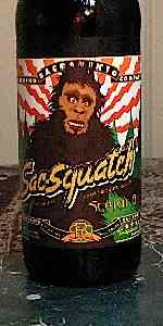 Sac-Squatch Scotch Ale
