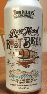 Row Hard Root Beer