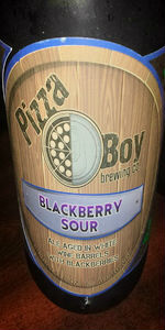 Blackberry Sour