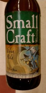 Heavy Seas - Small Craft Warning (Ãœber Pils)