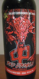 Red Dragon Imperial Red Ale