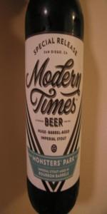 Monsters' Park - Bourbon Barrel-Aged