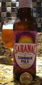 Saranac Summer Pils