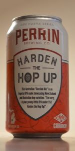 Harden The Hop Up
