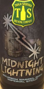 Midnight Lightning - Bourbon Barrel Aged
