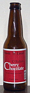 Cherry Chocolate Beer
