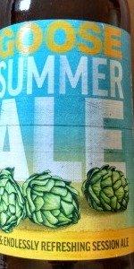 Goose Summer Ale