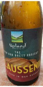 The Fresh Oak Brett Project: Claussenii