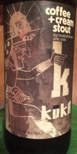 Kuka- Coffee + Cream Stout