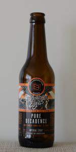 Edge / Lervig Brewing - Pure Decadence