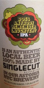 Does Anybody Remember Laughter? IPA