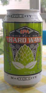 Hard Way IPA