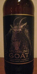 Stumbling Goat