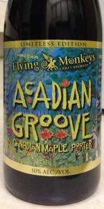 Acadian Groove Canadian Maple Porter