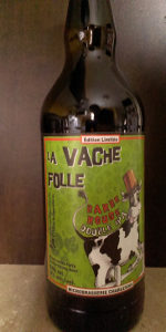 La Vache Folle Double IPA - Barbe Rouge