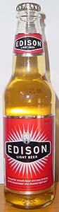 Edison Light Beer