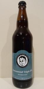 Greenwood Triple IPA: Chuck's Hop Shop 5th Anniversary Beer