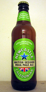 Newcastle British Session IPA