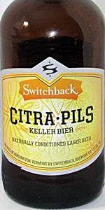 Citra-Pils Keller Bier