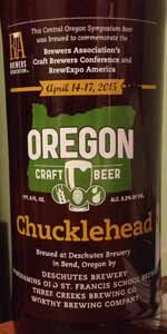 Chucklehead (2015 Symposium Ale)