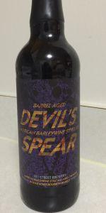 Barrel Aged Devil's Spear