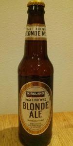 Kirkland Signature Blonde Ale