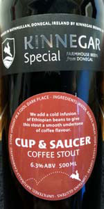 Cup & Saucer Coffee Stout