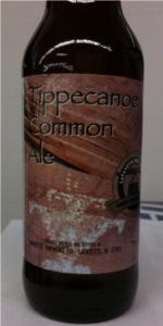 Tippecanoe Common Ale