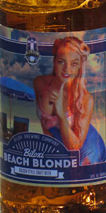 Biloxi Beach Blonde