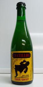 Cantillon Gueuze 100% Lambic