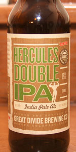 Hercules Double IPA