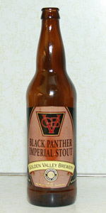 Black Panther Imperial Stout