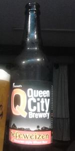 Queen City Hefeweizen