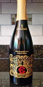 Oude Gueuze Cuvée René Special Blend 2010