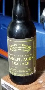 Trip In The Woods: Barrel-Aged Lime Ale