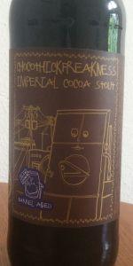 Chocothickfreakness (Jack Daniel's Barrel-Aged)