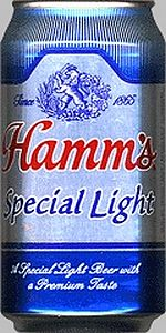 Hamm's Special Light