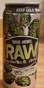 Samuel Adams Rebel Raw Double IPA