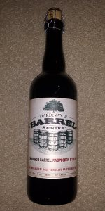 Bourbon Barrel Raspberry Stout
