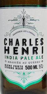 Charles-Henri IPA