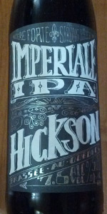Hickson Imperial IPA