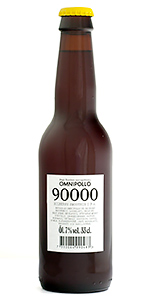 Magic #90000 - Blueberry Pecan/Almond/Vanilla Smoothie