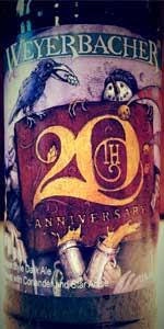 20th Anniversary Ale