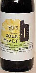 Sour & Salt